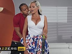 Brazzers - mom Got wobblers - Alena Croft Ricky dick - mamas Busy mature sex