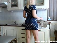 My Step mama Have The best Ass... HD vid