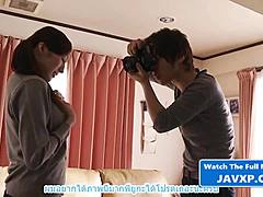 Oriental youngster And Stepbrother intensely show